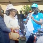 LORD MAYOR LUKWAGO INTO FDC