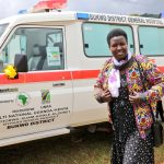 UNRA DONATES AMBULANCES WORTH 790 MILLION.
